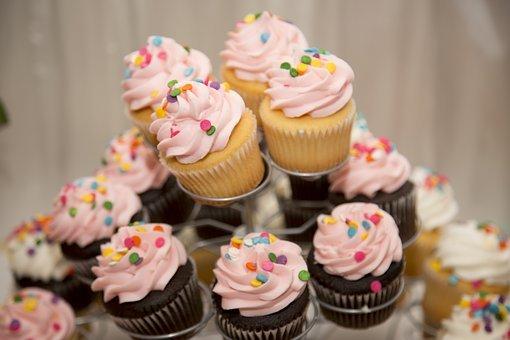 Spice cupcake